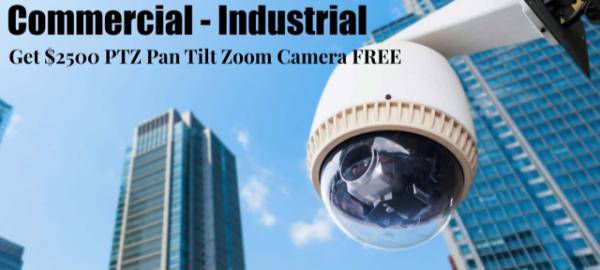 Free PTZ camera system