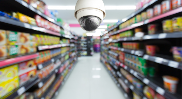 Retail Security Cameras & Systems