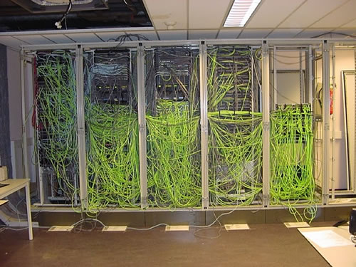 Server Room Nightmare
